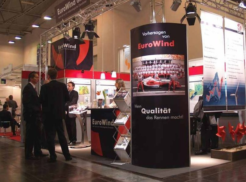 Exhibition Stand Staff : Introducing eurowind gmbh an innovative company for