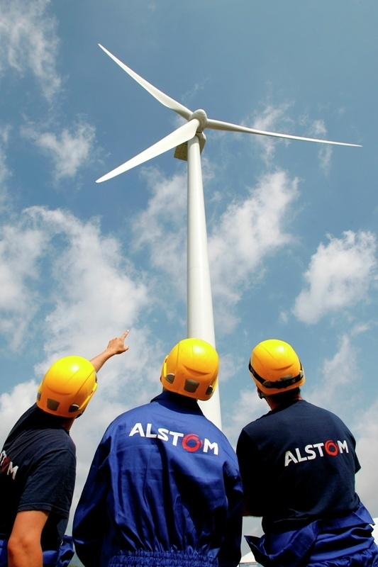 Mexico Alstom Is To Supply 34 Wind Turbines To Its First Wind