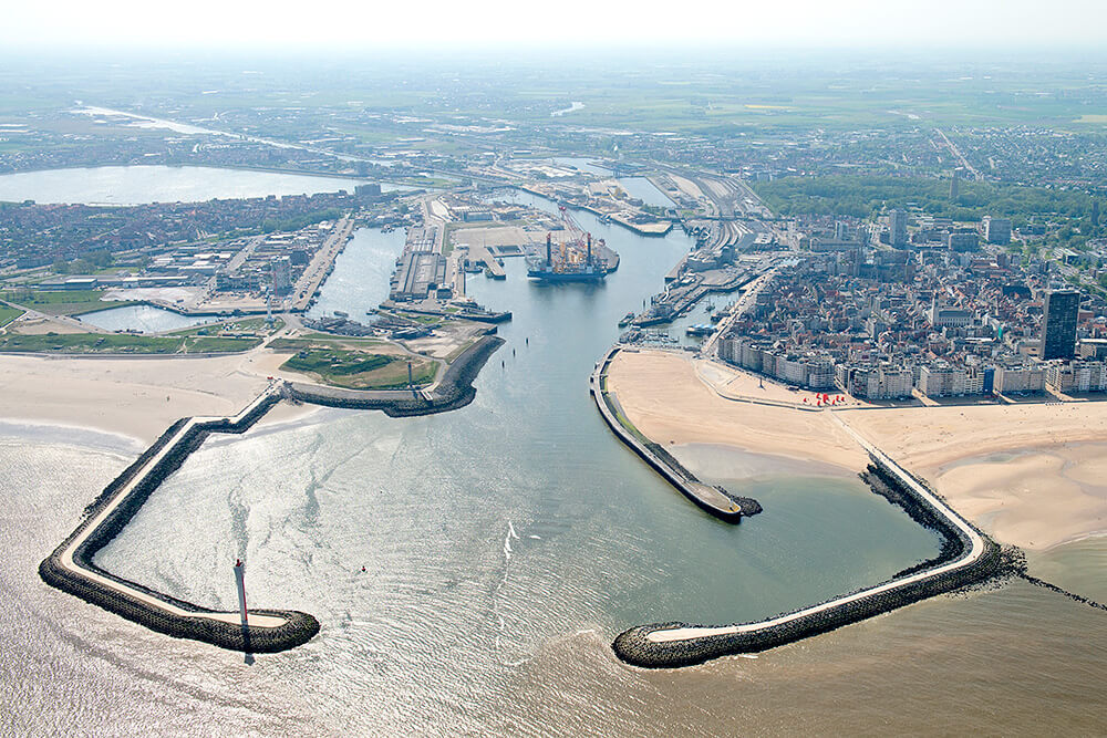 European Ports Gather In Oostende For Cooperation Talks