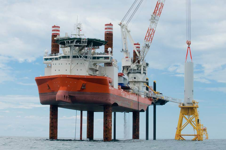 Duke Energy Renewables Signs Services Pact With Deepwater