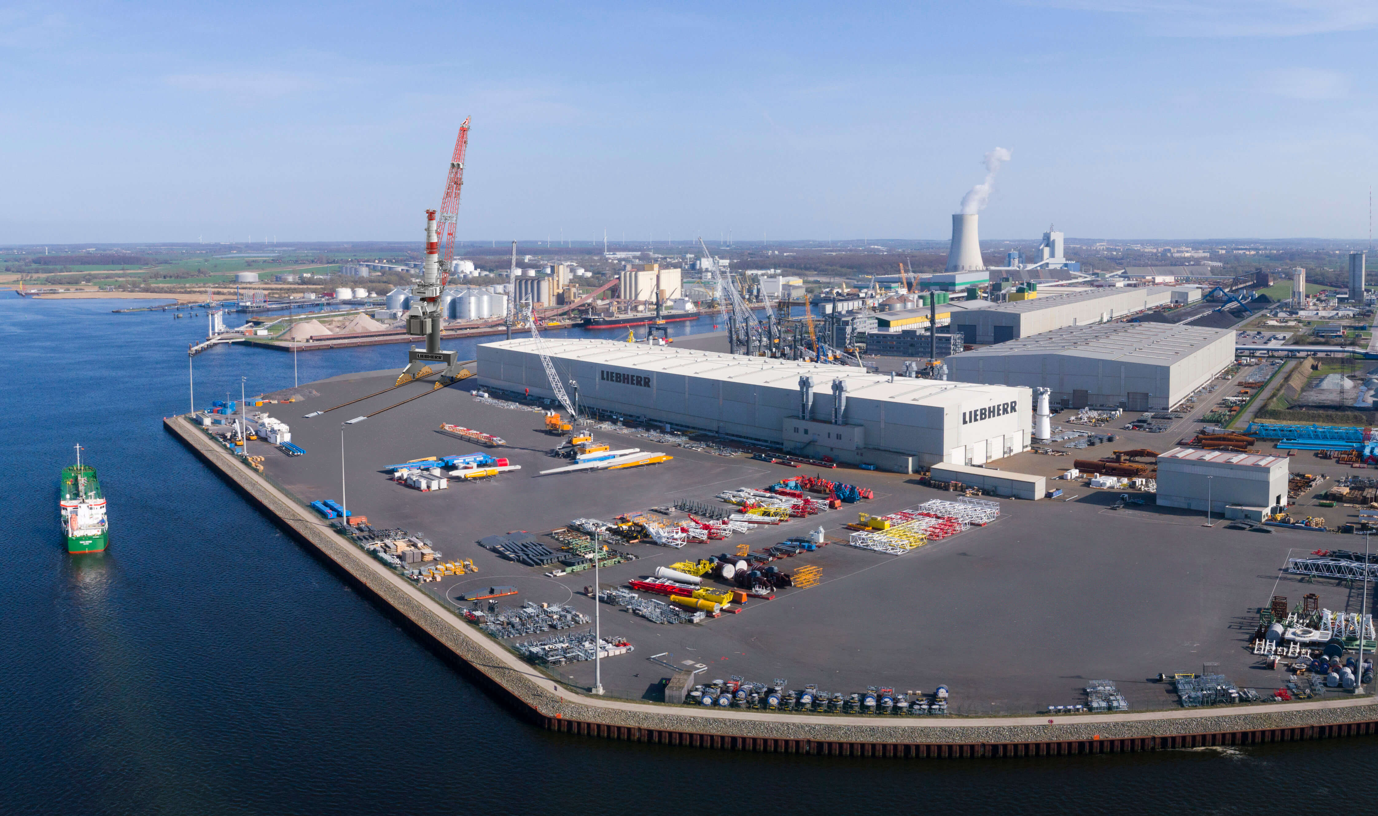 Rostock Liebherr