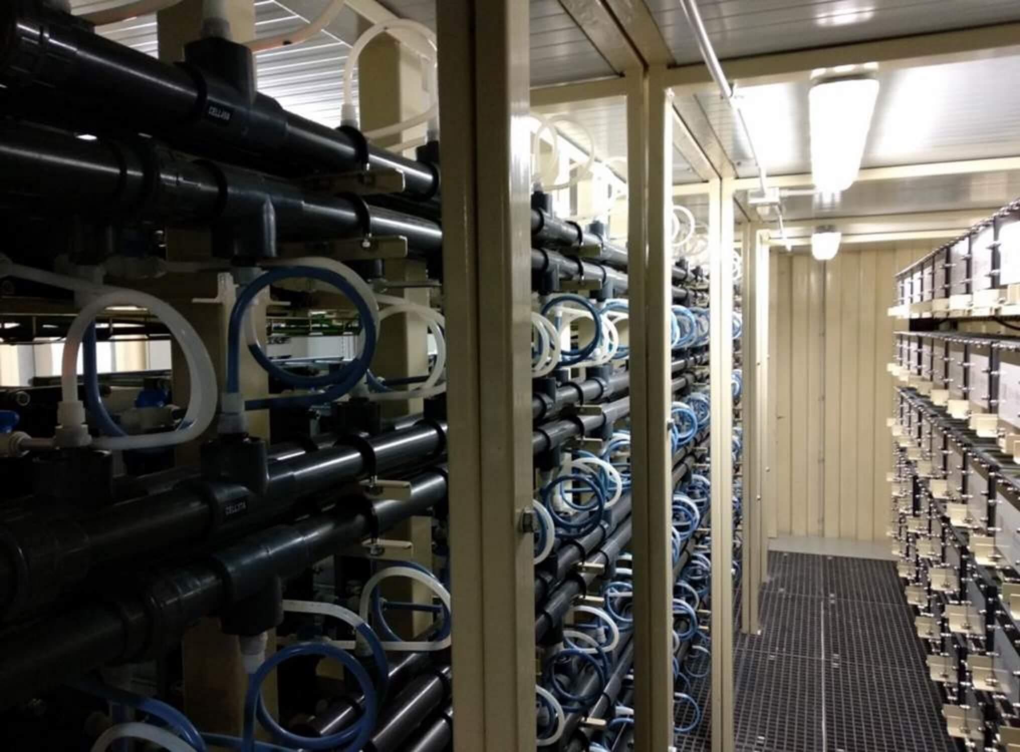 Innovation in storage technology: Siemens Gamesa tests redox