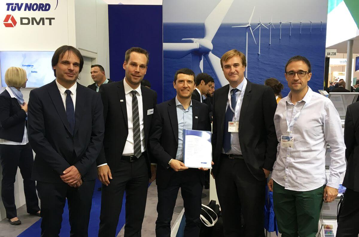 Nordex Energy Spain Received First Component Certificate