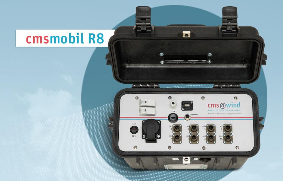 CMS Mobil R8 - cms@wind GmbH | windfair